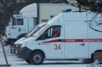 В результате ДТП на Щербакова пострадала 5-летняя девочка
