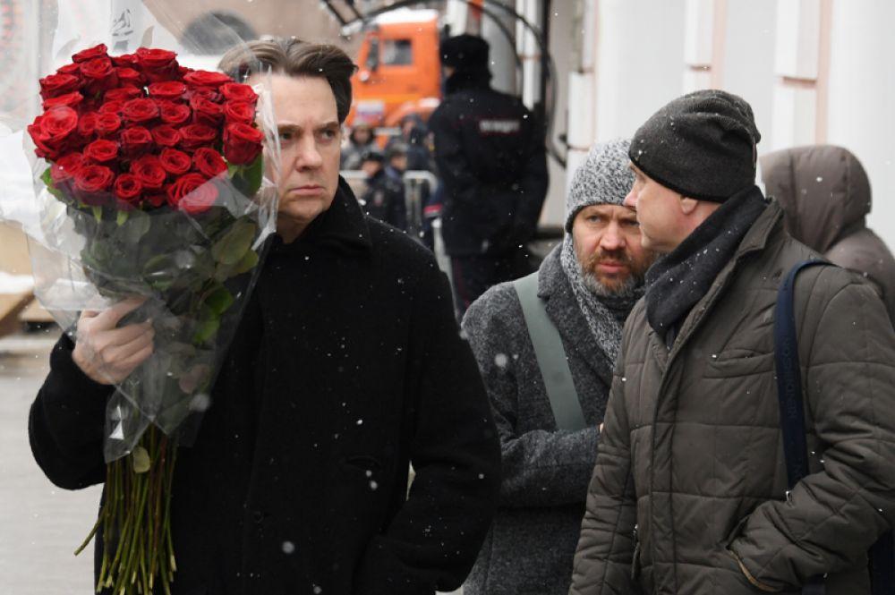 Генеральный директор Первого канала Константин Эрнст.