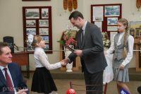 Победителям конкурса дневников вручены дипломы и памятные подарки.