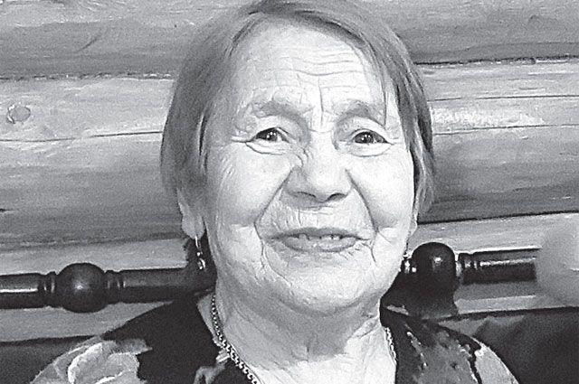 Валентина Ивановна.