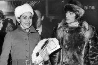 Марго Фонтейн и Рудольф Нуреев, 1968 г.