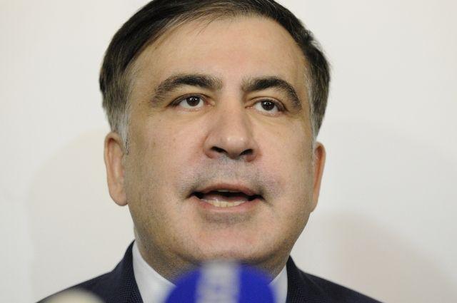 Саакашвили прокомментировал обвинение Савченко в планировании теракта