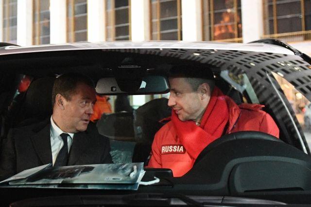 Илья Ковальчук продает подаренный за Олимпиаду BMW