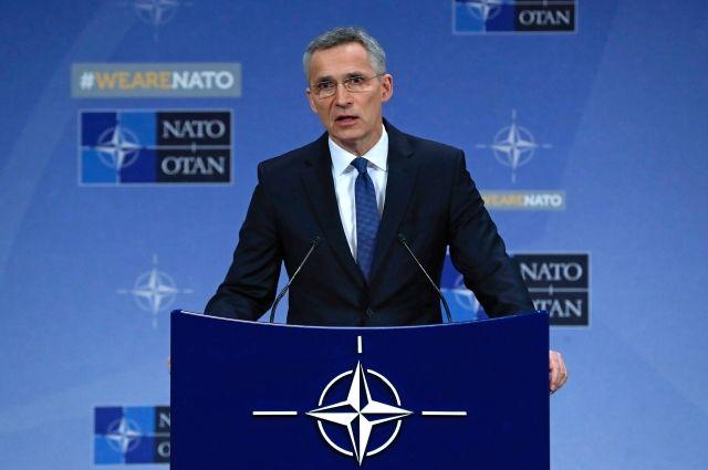 Военный бюджет НАТО увеличился до $957 млрд в 2017 году