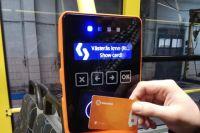 В маршрутках Киева появятся валидаторы для электронных билетов