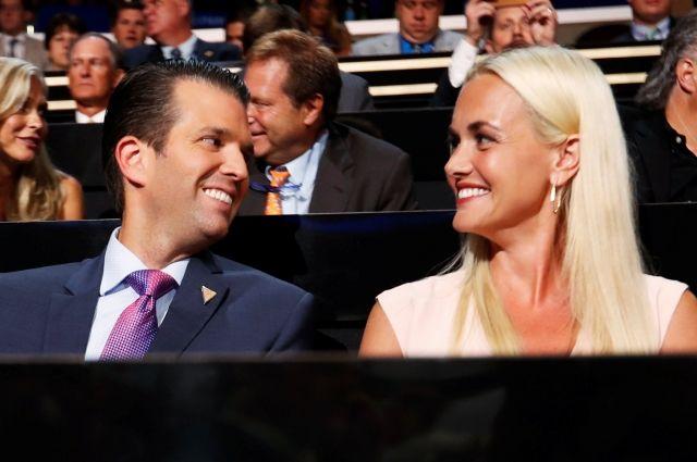 Жена Дональда Трампа-младшего подала на развод – СМИ - Real estate