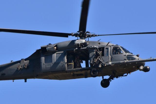 Военные США ненашли выживших после крушения вертолета вИраке— Все погибли