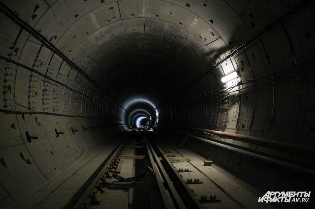 Ввести в эксплуатацию станцию метро «Стрелка» планируют 30 апреля.