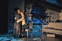 На сцене Омского театра драмы представили премьеру спектакля московского режиссёра Павла Зобнина.