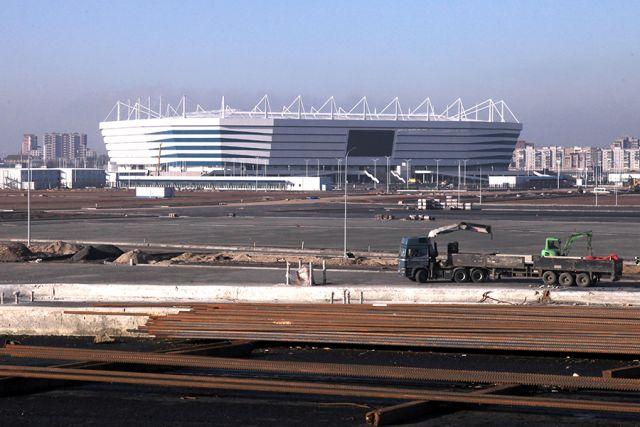 В Калининград с проверкой стадиона к ЧМ приедут инспектора ФИФА.