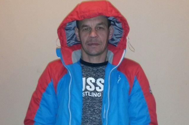 Виктор Меркушев ушёл на работу 12 марта и пропал.