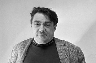 Писатель Борис Полевой.