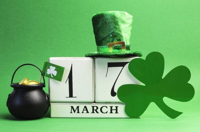 17 марта: исторические события, приметы, День святого Патрика