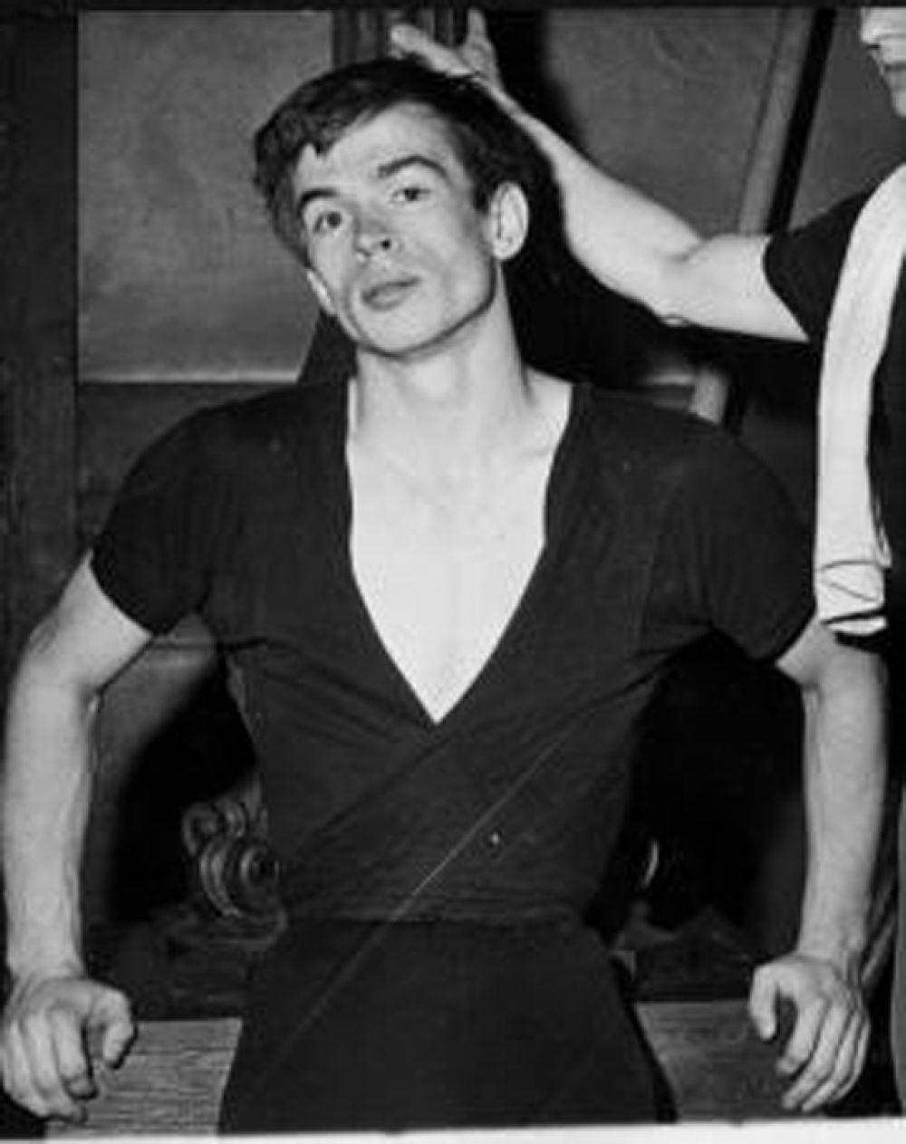 Нуриев в 1961 году