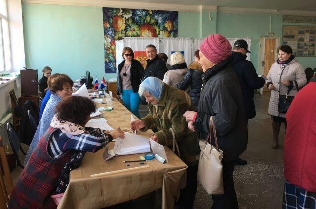Наблюдатели внимательно следят за чистотой выборов в Приморье.