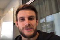Блогер Михаил Ронкаинен стал первым проголосовавшим на выборах