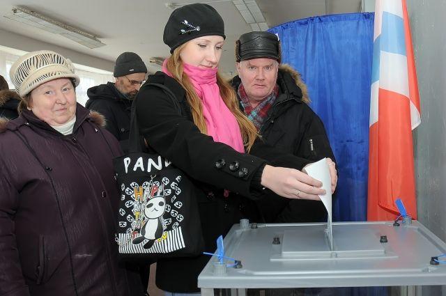 Неменее 60% избирателей проголосовало вАлтайском крае до18