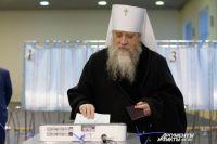 Митрополит Вениамин: «Надеюсь, избранный президент будет человеком божьим».