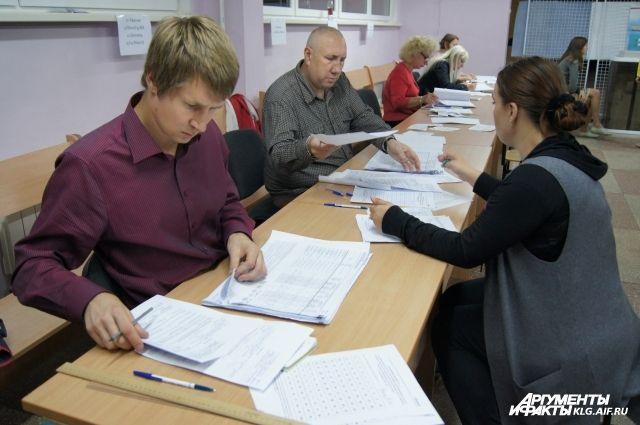 50 тысяч калининградцев будут впервые голосовать на выборах президента.