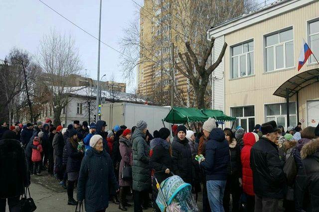 На10 часов вТюменской области проголосовало 16,8% избирателей