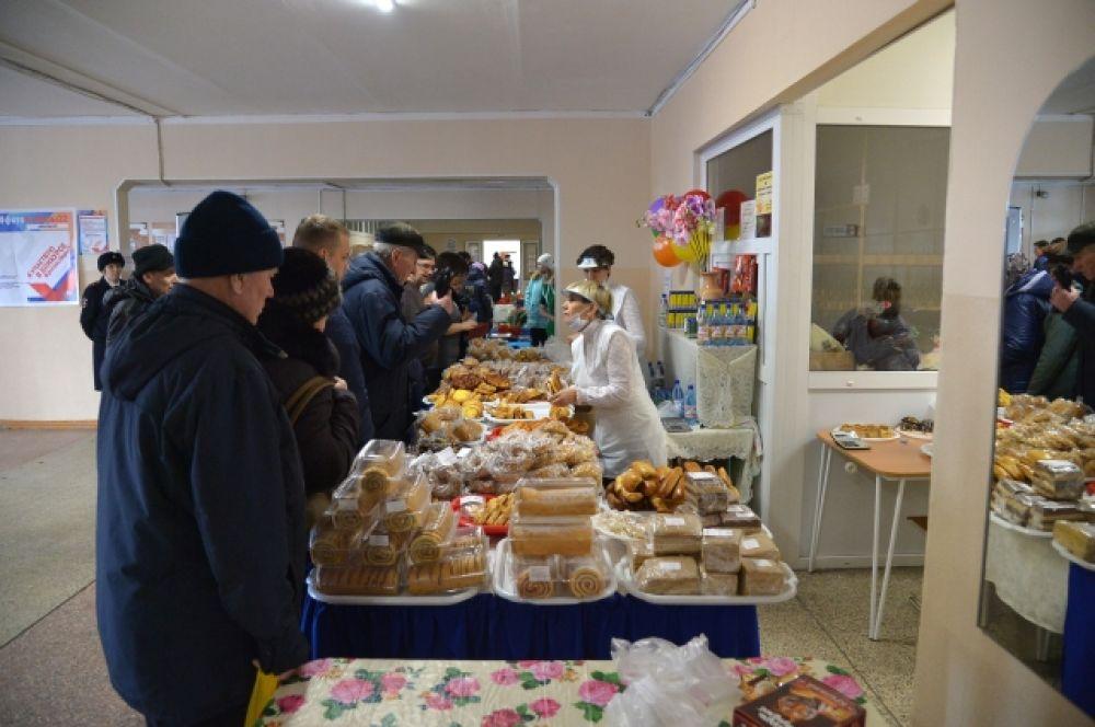 В Барнауле подготовились к встрече избирателей.