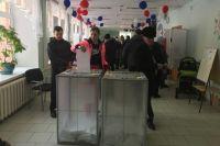 Избирательный участок №290 в Ханты-Мансийске