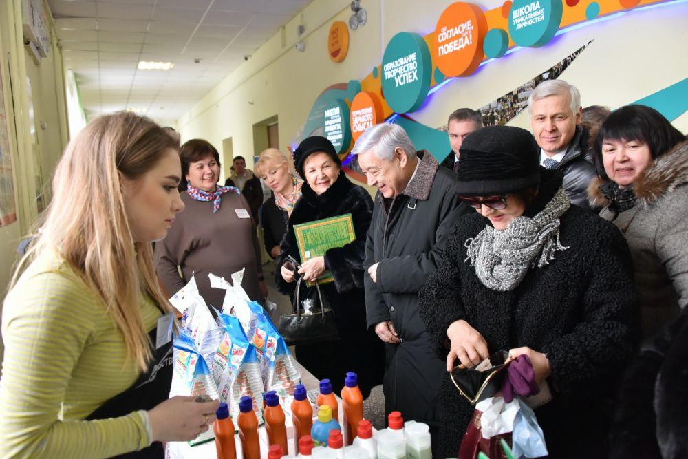 Избиратели в день выборов могут приобрести на сельхозярмарках продукты со скидкой 25%.