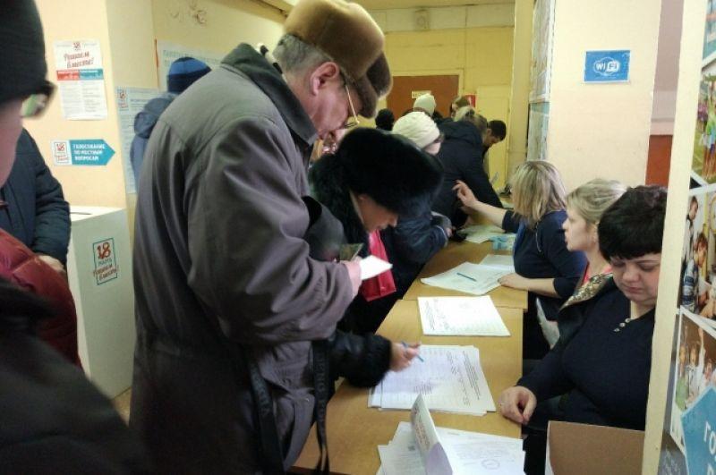 В Тульской области 18 марта работает 1136 избирательных участков.