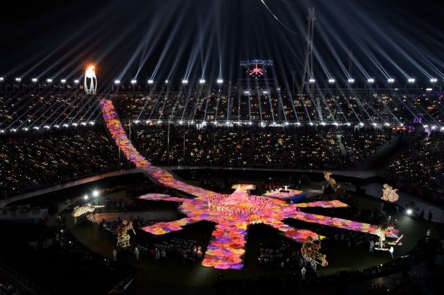 XII зимние Паралимпийские игры в Пхенчхане объявили закрытыми