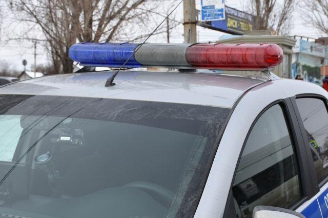 По данным полиции в аварии никто не пострадал.