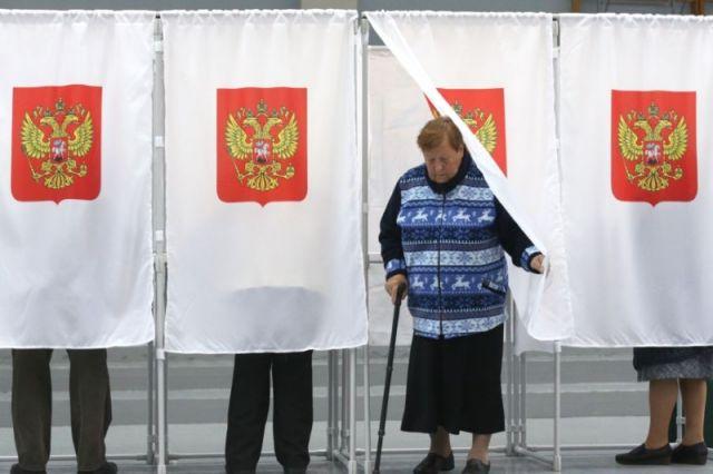 Выборы - 2018: явка на выборах президента превысила 50%