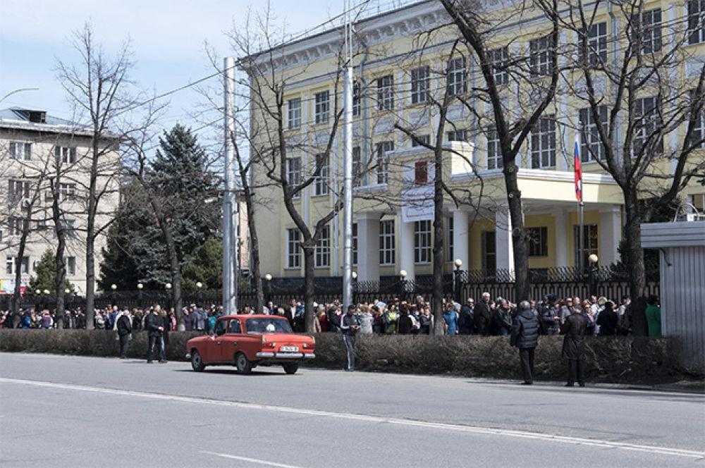 Бишкек, Киргизия.