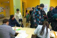 В Тюменской области явка избирателей на 18:00 составила 74,85%