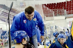 Алексей Ваулин остался доволен своими подопечными.