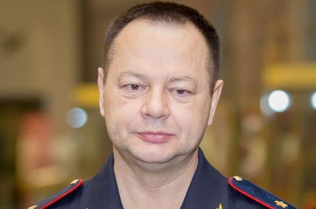 Скончался начальник подмосковного главка Росгвардии