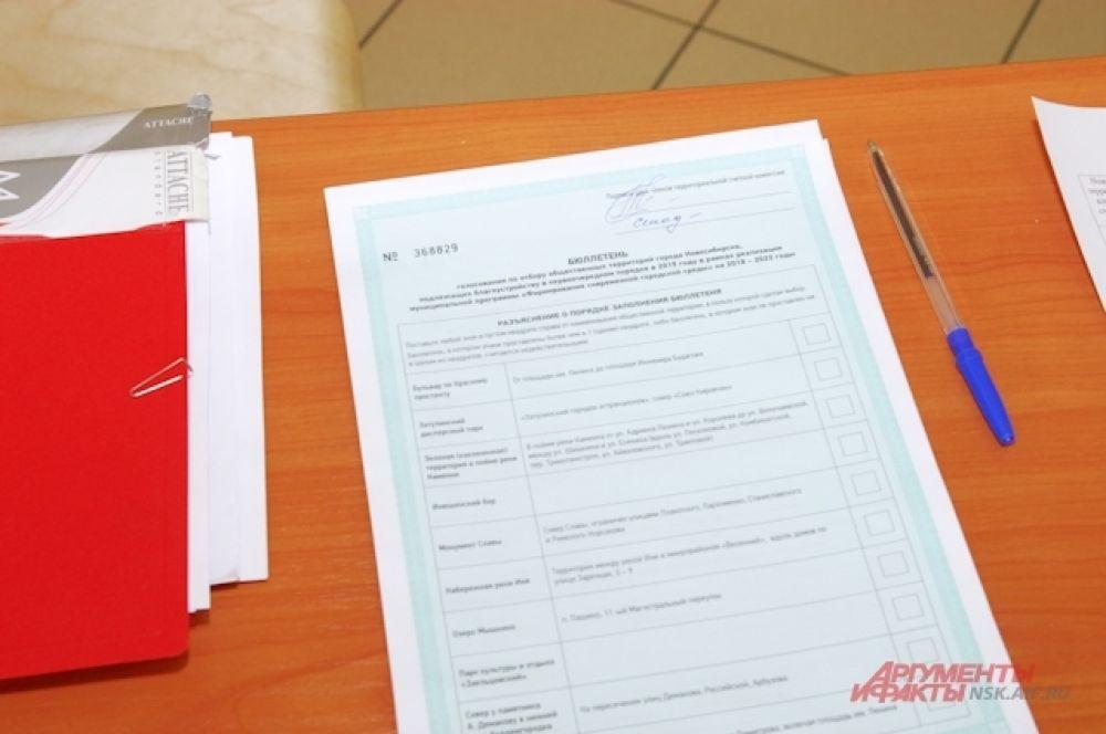 На 10.00 часов явка в НСО на выборах Президента Российской Федерации составила 5,27%, проголосовало 112 432 избирателя.