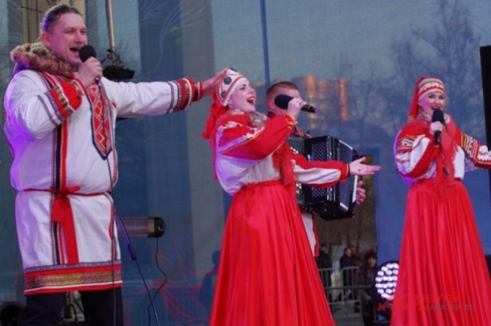 Концерт «Россия. Севастополь. Крым» начался в 16:00