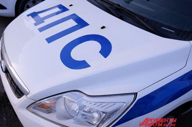 В Сорочинском округе в лобовом ДТП пострадал гражданин Узбекистана.