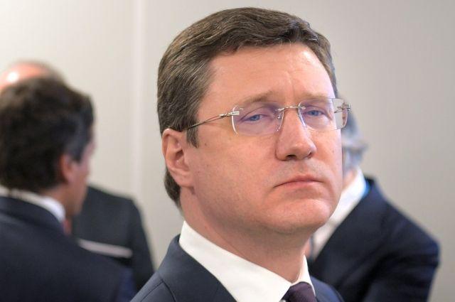 Новак отреагировал на слова Терезы Мэй об альтернативе российскому газу