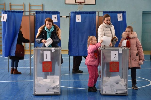 ЦИК: Владимир Путин побеждает на выборах президента с 76,66% голосов