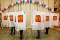 Избирательный участок в Ханты-Мансийске