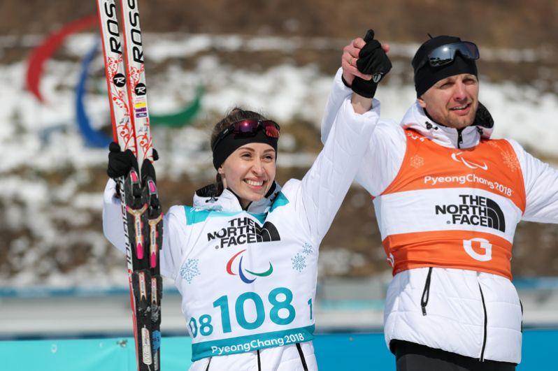 Лыжница Михалина Лысова, выступавшая вместе со спортсменом-ведущим Алексеем Ивановым, завоевала шесть наград: золото в биатлонных гонках на 6 и 12,5 км, серебро в лыжных гонках на 1 и 7,5 км и биатлонных гонках на 10 км. Также спортсменка выиграла бронзу в лыжной гонке на 15 км.