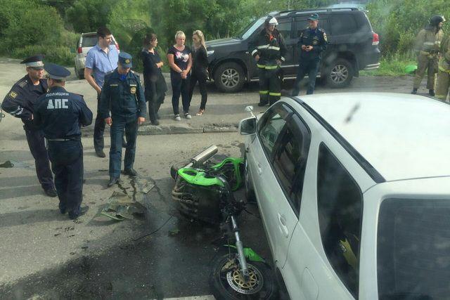 Депутат предстанет перед судом за трагедию сподростком намотоцикле