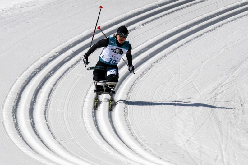 Биатлонистка Ирина Гуляева завоевала бронзовую медаль в биатлонных гонках на 10 км сидя.