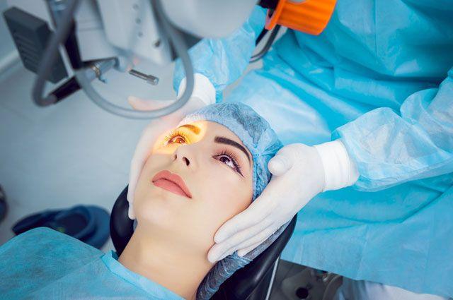 Офтальмолог: «Операции наглазах сегодня почти безопасны»