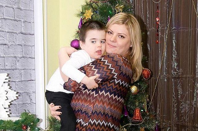 Анна Козуб: говорят, особенные дети даются особенным родителям.
