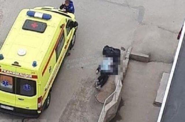 Накануне днем вСтаврополе прямо наулице скончался мужчина