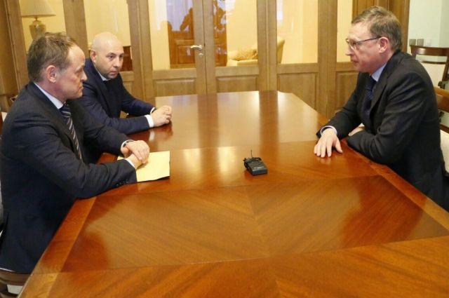 На Сушинского надеются и губернатор, и обычные омичи.