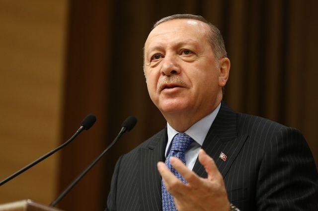 Эрдоган не исключил возможность проведения операции в Ираке
