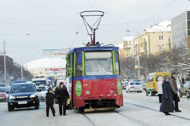 В Москве задержали вооруженного грабителя, пытавшегося скрыться на трамвае